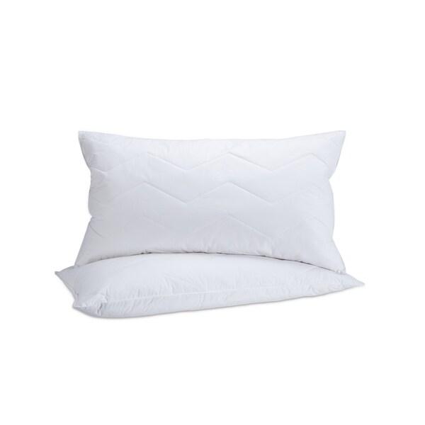 Mini Feather Pillow set of 2 Soft version - White