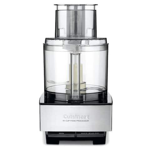 Cuisinart 14 720 watts Brushed Food Processor