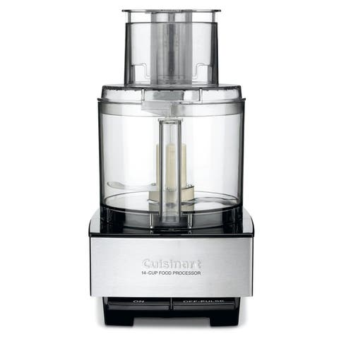 Cuisinart 14 720 watts Brushed Food Processor