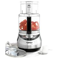 Cuisinart DLC-2011CHBY Brushed Stainless 11-cup Prep 11 Plus Food Processor