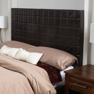 Christopher Knight Home Ellington Full/ Queen Bonded Leather Headboard