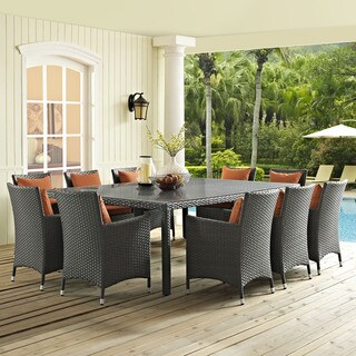 """Stopover 90"""" Outdoor Patio Dining Table"""