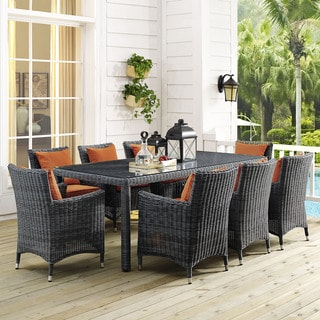"""Invite 83"""" Outdoor Patio Dining Table"""