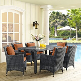 "Invite 59"" Outdoor Patio Dining Table"