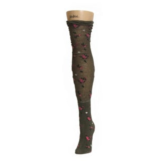 Memoi Women's Botanic Over The Knee