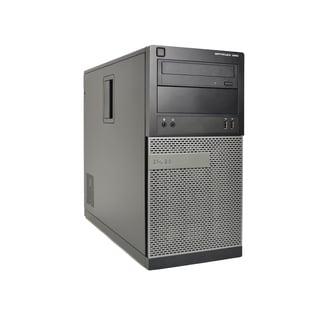 Dell Optiplex 390 Intel Core i3-2100 3.1GHz 2nd Gen CPU 4GB RAM 320GB HDD Windows 10 Pro Minitower Computer (Refurbished)