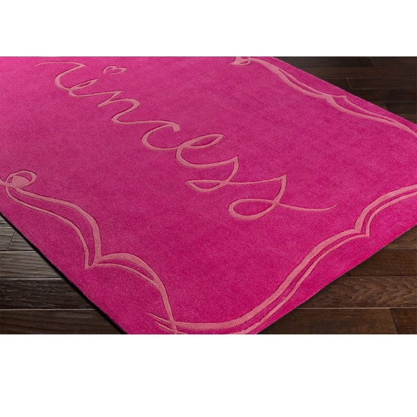 Hand Tufted Clement Poly Acrylic Rug (2' x 3')
