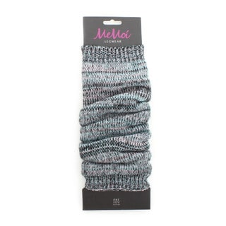 Memoi Women's Shaded Deluxe Knit Legwarmer