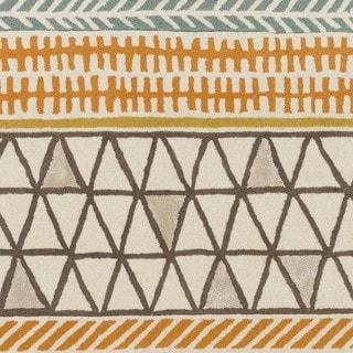 Hand Tufted Elston Wool - New Zealand Rug (8' x 11')