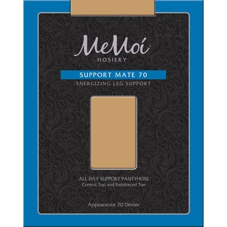 Memoi Women's Support Mate 70 Denier (More options available)