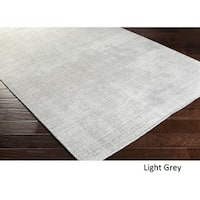 Hand Loomed Branham Viscose/Cotton Area Rug