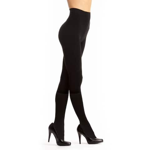 Memoi Women's 40 Denier Control Top Tights