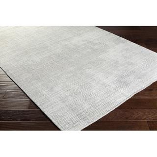 Hand Loomed Branham Viscose/Cotton Rug (4' x 6')