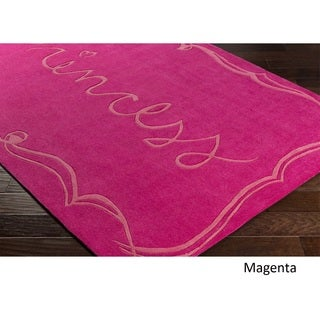 Hand Tufted Clement Poly Acrylic Rug (3' x 5')