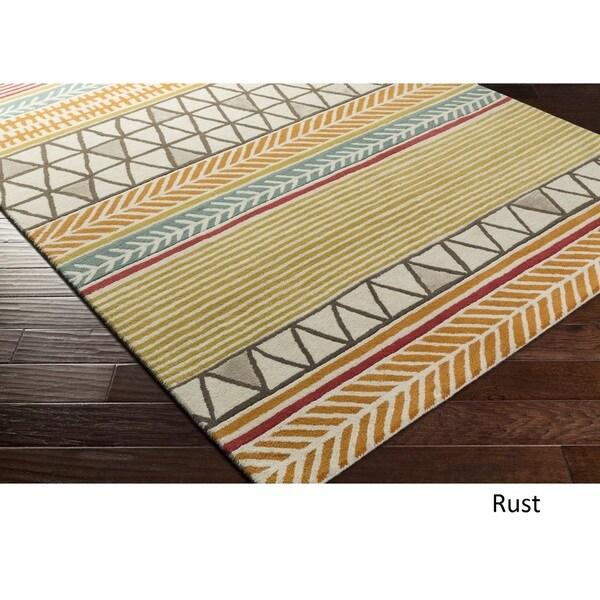 Hand Tufted Elston Wool - New Zealand Area Rug - 3'3 x 5'3