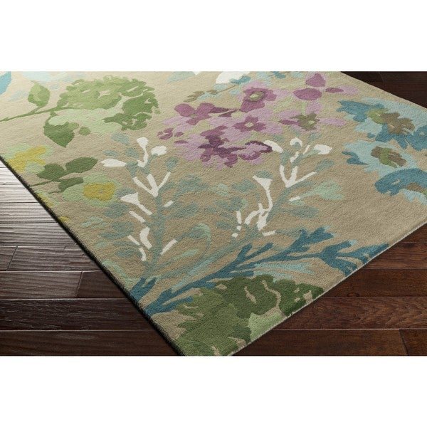 Hand Tufted Emporium Wool - New Zealand Area Rug - 3'3 x 5'3