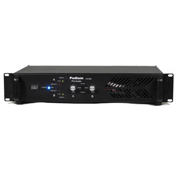Shop Podium Pro Audio VX1000 DJ PA Band or Karaoke 1000 Watt Pro