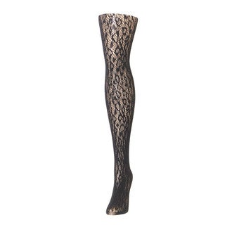 Memoi Women's Cheetah Net Tights