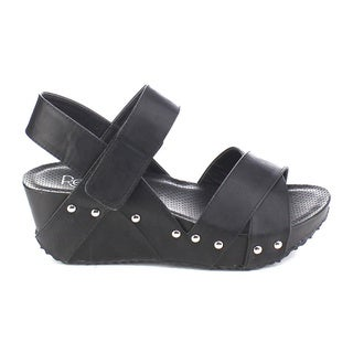 Beston AA99 Women's Crisscross Platform Wedge Sandals