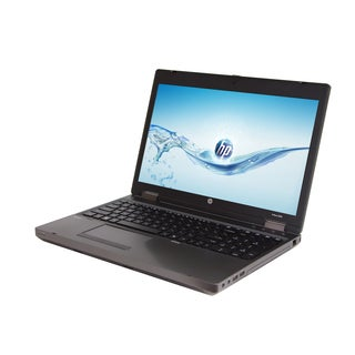 HP ProBook 6560B 15.6-inch display 2.5GHz Intel Core i5 CPU 4GB RAM 320GB HDD Windows 7 Laptop (Refurbished)