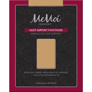 Memoi Women's Light Support Pantyhose