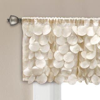 Lush Decor Gigi Window Curtain Valance