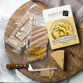 igourmet The Gourmet British Sausage Collection