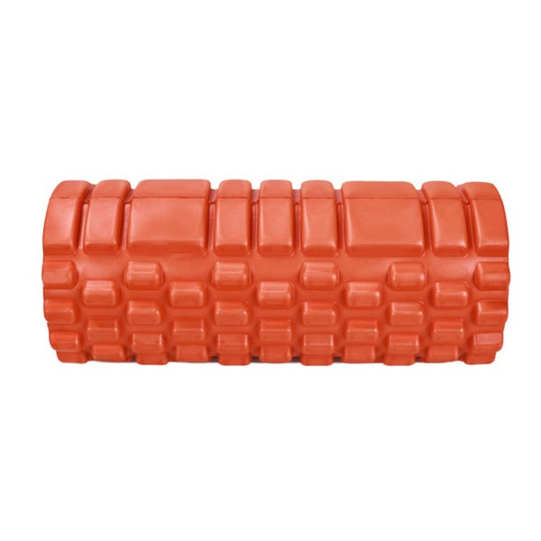 Adeco Exercise Accupoint Foam Roller for Deep Tissue Muscle Massage