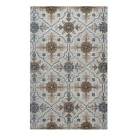 Rizzy Home Valintino Collection Area Rug (9' x 12') - 9' x 12'