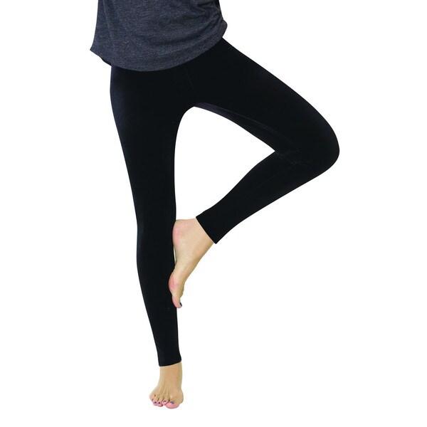 Memoi Women's Velvet Leggings
