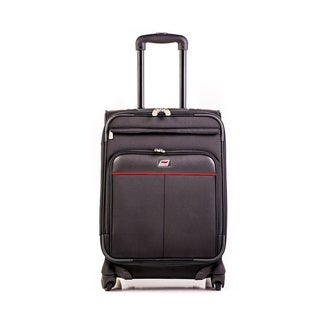 Andare Milan 28-inch Expandable Spinner Upright Suitcase