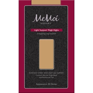 Memoi Women's Light Support Thigh High