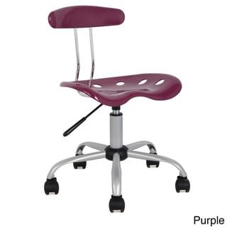 Hodedah Task Chair (Purple)