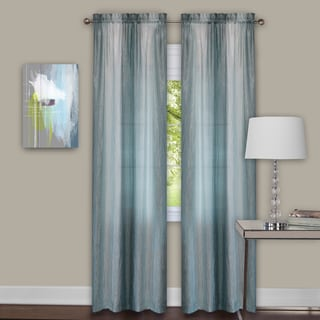 Achim Sombre Curtain Panel Pair
