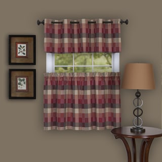 Harvard Curtain Tier Pair
