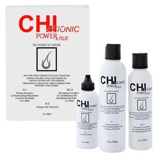 CHI 44 Ionic Power Plus Hair Loss Kit for Normal to Fine Hair