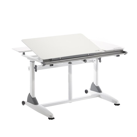 Kid 2 Yohth Sit and Stand Ergonomic Adjustable Height Desk