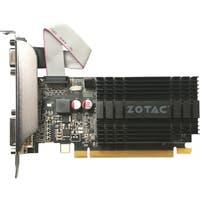 Zotac GeForce GT 710 Graphic Card - 954 MHz Core - 2 GB DDR3 SDRAM -