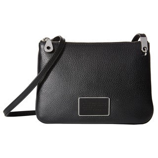 MARC by Marc Jacobs Black Ligero Double Percy Crossbody Bag