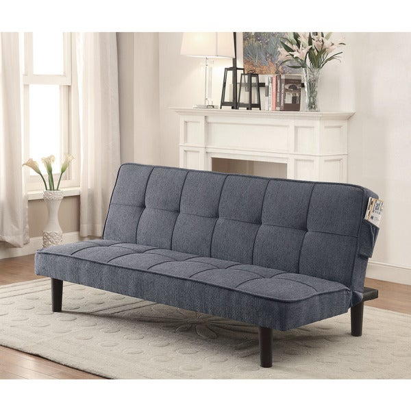 Marcus Fabric Futon Click To Zoom
