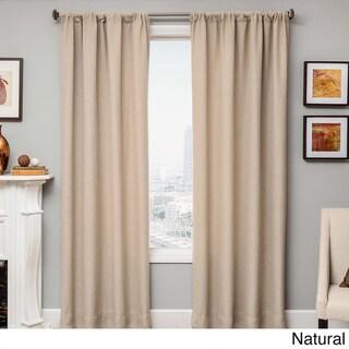 Daphne Diamond Rod Pocket Curtan Panel