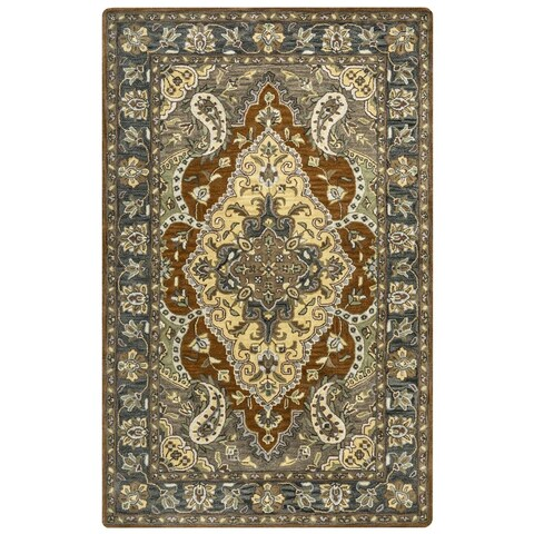 Liberty Collection VN9451 Area Rug (5' x 8') - 5' x 8'