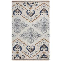 Rizzy Home Valintino Collection VN9455 Area Rug - Multi - 5' x 8'