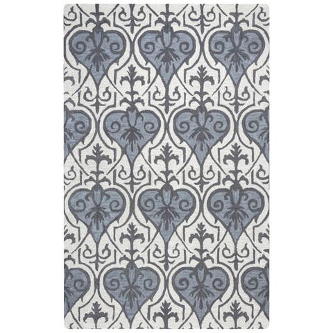 Liberty Collection VN9493 Area Rug (5' x 8') - 5' x 8'