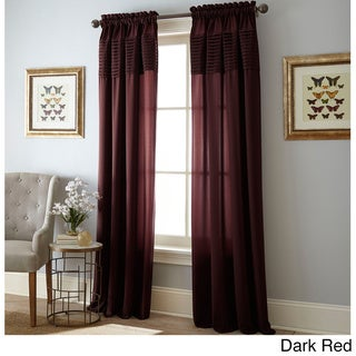 Nanshing Landford Rod Pocket Curtain Panel
