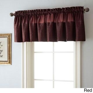 Landford 50 x 18-inch Rod-pocket Curtain Valance