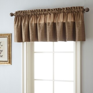 Nanshing Landford 50-inch x 18-inch Rod-pocket Curtain Valance