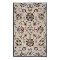 Rizzy Home Valintino Collection Area Rug (5' x 8') - 5' x 8'