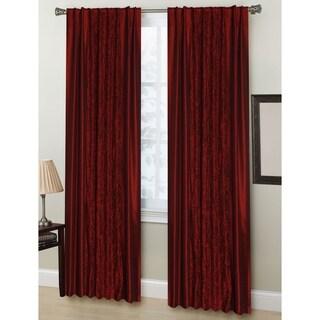 Nanshing Granville 84-inch Long Curtain Panel Pair