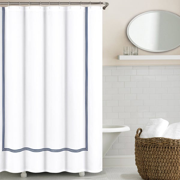 How to Clean a Vinyl Shower Curtain | Overstock™